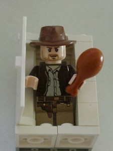Lego Jones and the Exploding Chicken of Doom